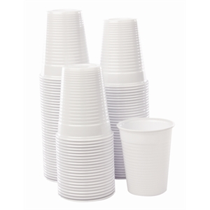Disposable Cups White