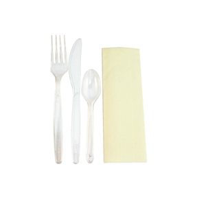Disposable Deluxe Meal Packs