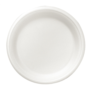 EPS Disposable Plate 9.25""