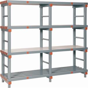 Euro Rack Plastic 1800 x 500 x 1670mm