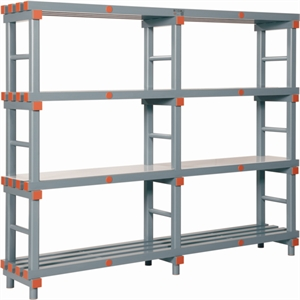 Euro Rack Plastic 2000 x 400 x 1670mm