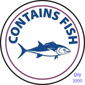 Food Allergen Label Fish