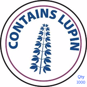 Food Allergen Label Lupin