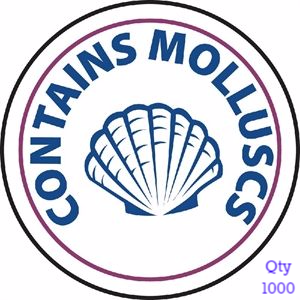 Food Allergen Label Molluscs