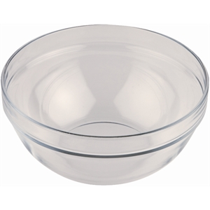 Glass bowl 140mm
