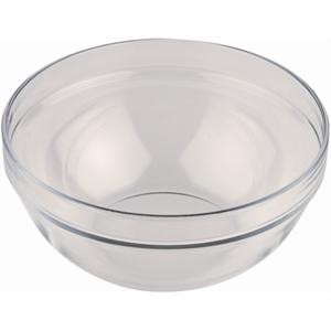 Glass bowl 230mm