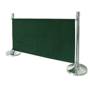 Green Café Barrier