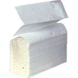 Hand Towel Z-Fold 2 ply White