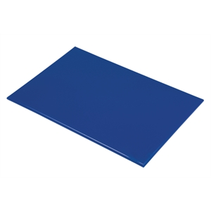 High Density Chopping Board Blue