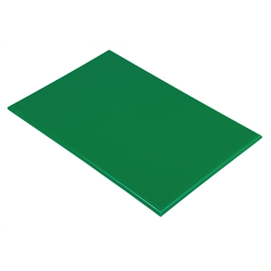 High Density Chopping Board Green