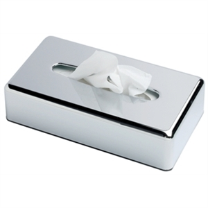 Hotel Room Tissue Holder Rectangular
