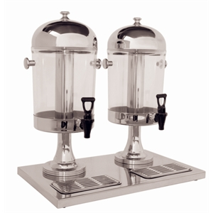 Juice Dispenser Double 2x6.5Ltr
