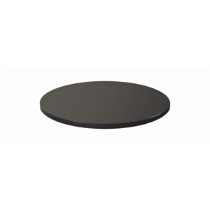 Lamidur Round Table Top Anthracite 600mm