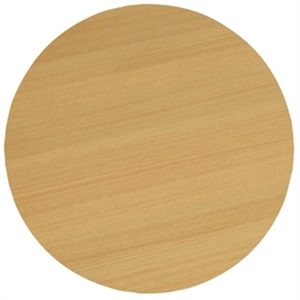 Melamine Round Table Top 600mm