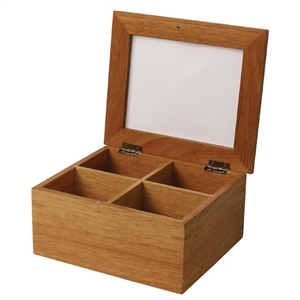 Mini Tea Box with Lid