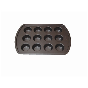 Muffin Tray 12 Cup Deep