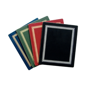 Placemats Melamine Black