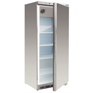 Polar Single Door Fridge Stainless Steel 600Ltr