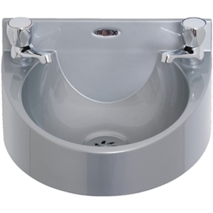 Polycarbonate Grey Wash Hand Basin