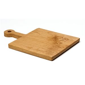 Presentation Board Oak Handled