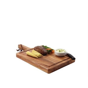 Presentation Steak Board with Handle Large