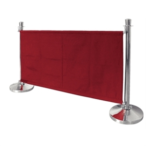 Red Café Barrier