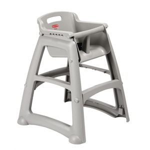 Rubbermaid Sturdy Stacking High Chair