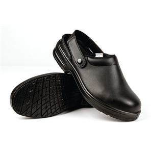 Safety Clogs Black.