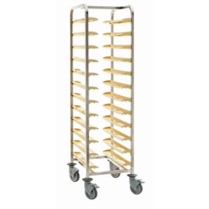 Self Clearing Trolley - Single