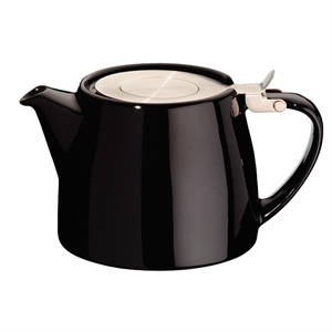 Stackable Teapot 510ml Black