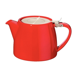Stackable Teapot 510ml Red