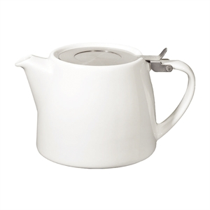 Stackable Teapot 510ml White