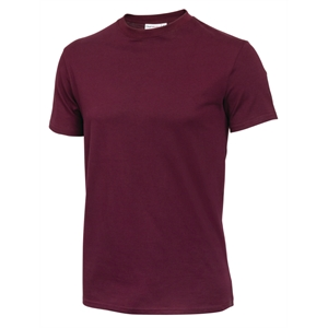 Staff Uniform T-Shirt Merlot