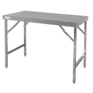 Stainless Steel Folding Table 1800mm