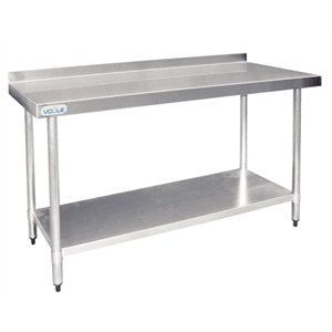 Stainless Steel Prep Table 1500x 600mm