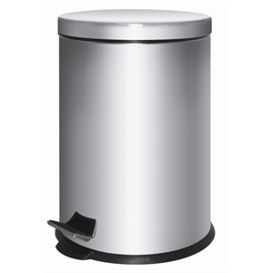 Stainless Steel Step Bin 5 Ltr