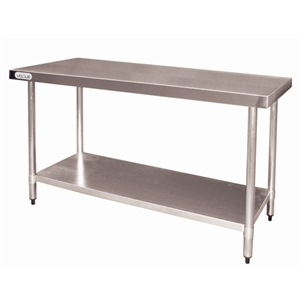 Stainless Steel Table 1500x 600mm