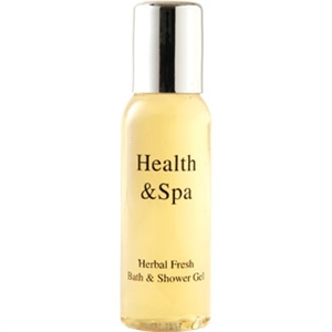 Toiletries Health & Spa Range Shower Gel 35ml