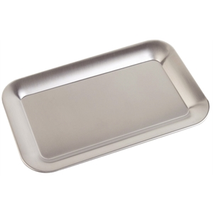 Trays: Small Stainless Steel Tray