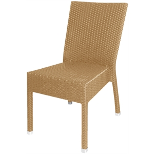 Wicker Side Chair  Natural (Each)